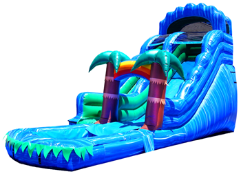 Itu0027s Almost Water Slide Time! - Inflatable Water Slide PNG