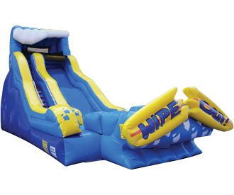 wipeout_waterslide.png wipeout_waterslide.png - Inflatable Water Slide PNG