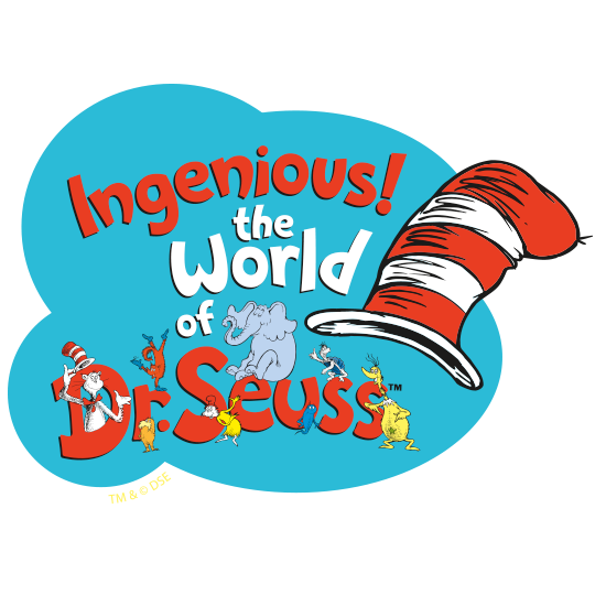 Ingenious! The World of Dr. Seuss - Ingenious PNG