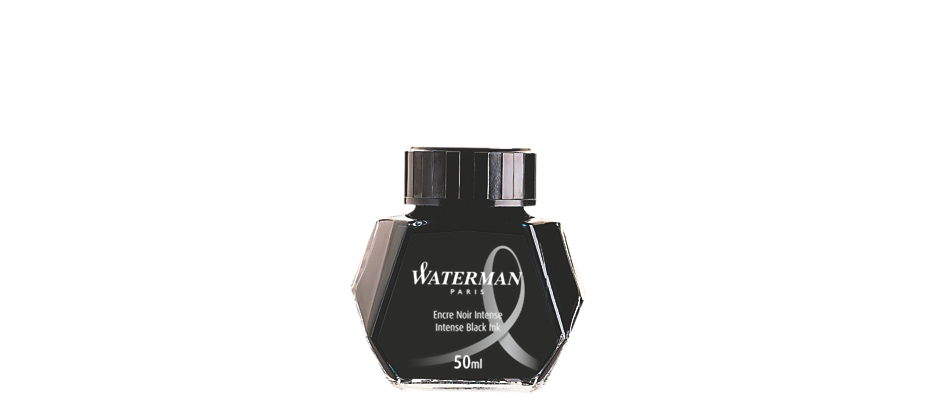 Ink Bottle PNG Black And White - 69984