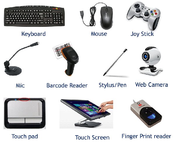Input And Output Devices PNG - 51340