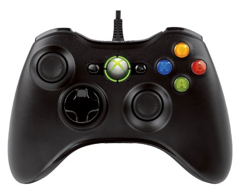 You may not realize it, but you probably already own the standard input  device for VR (besides keyboard   mouse). I recommend an Xbox wired  controller (~$30 PlusPng.com  - Input Devices PNG