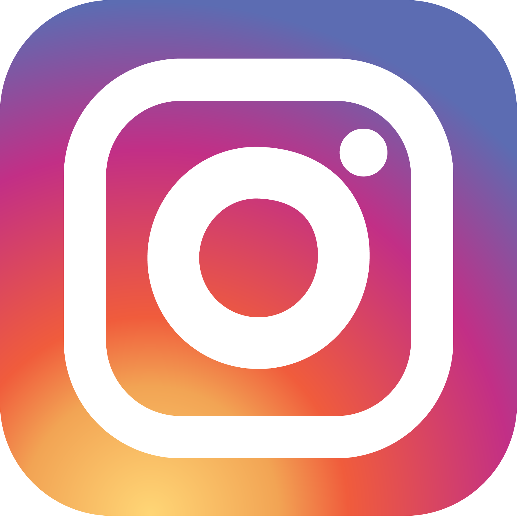 Instagram photo camera logo o