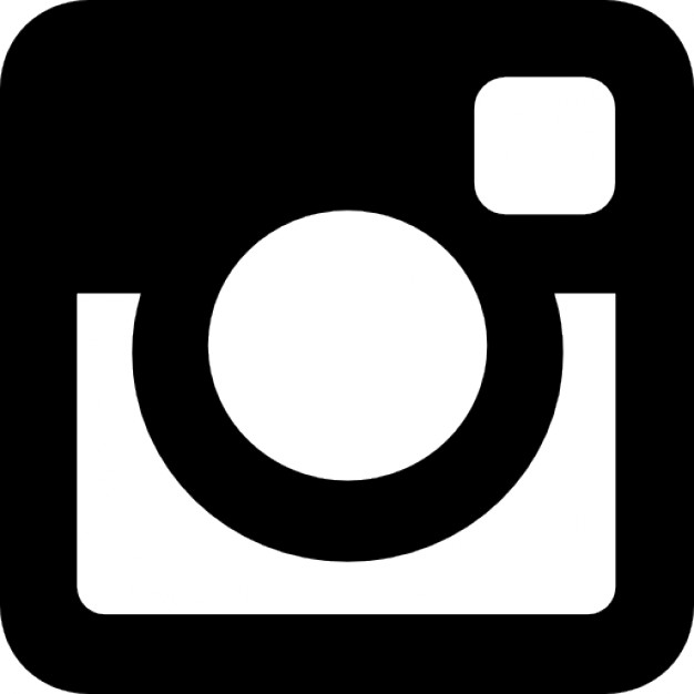 Instagram Social Network Logo Of Photo Camera Free Icon - Instagram Logo Eps PNG