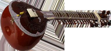 Instrument Sitar - Sitar PNG