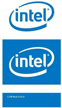 intel logo vector - Intel Logotype PNG