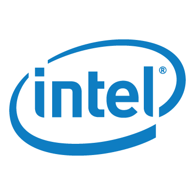 Intel logo vector (.AI) - Intel Logotype PNG