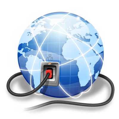 Connection, Internet Icon. Download PNG - Internet PNG