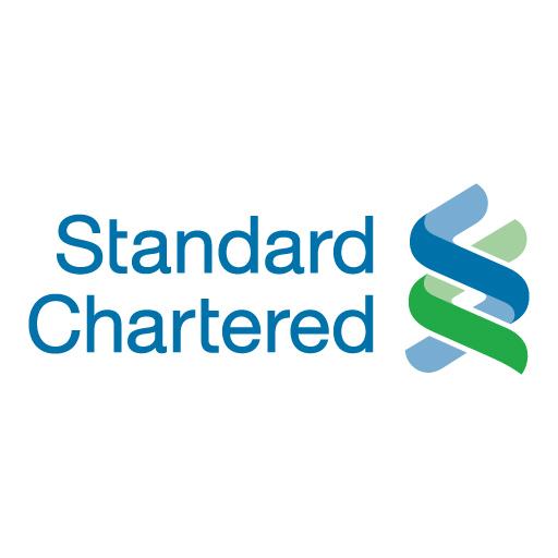 Standard Chartered logo - Investec Logo Vector PNG