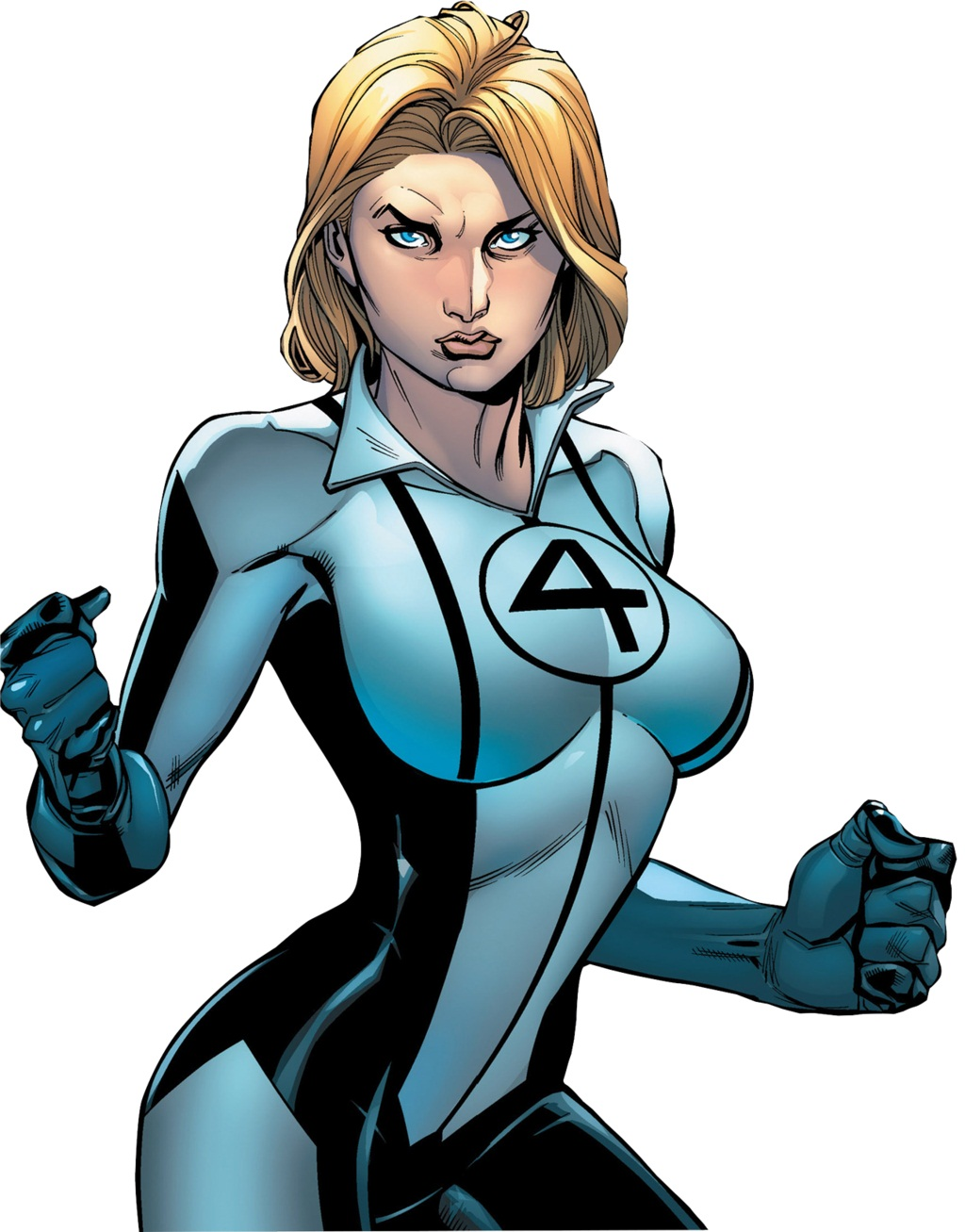 Click to edit - Invisible Woman PNG