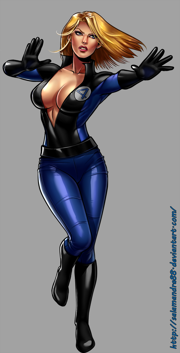 Invisible Woman by Salamandra88 Invisible Woman by Salamandra88 - Invisible Woman PNG
