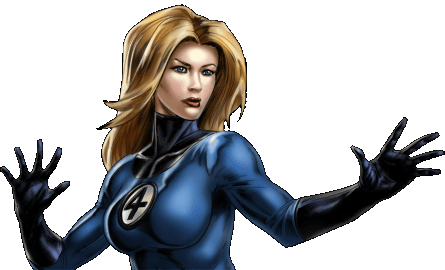 Invisible Woman Dialogue 1.png - Invisible Woman PNG