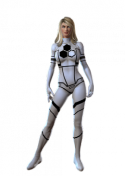 . PlusPng.com Invisible woman ff.png PlusPng.com  - Invisible Woman PNG