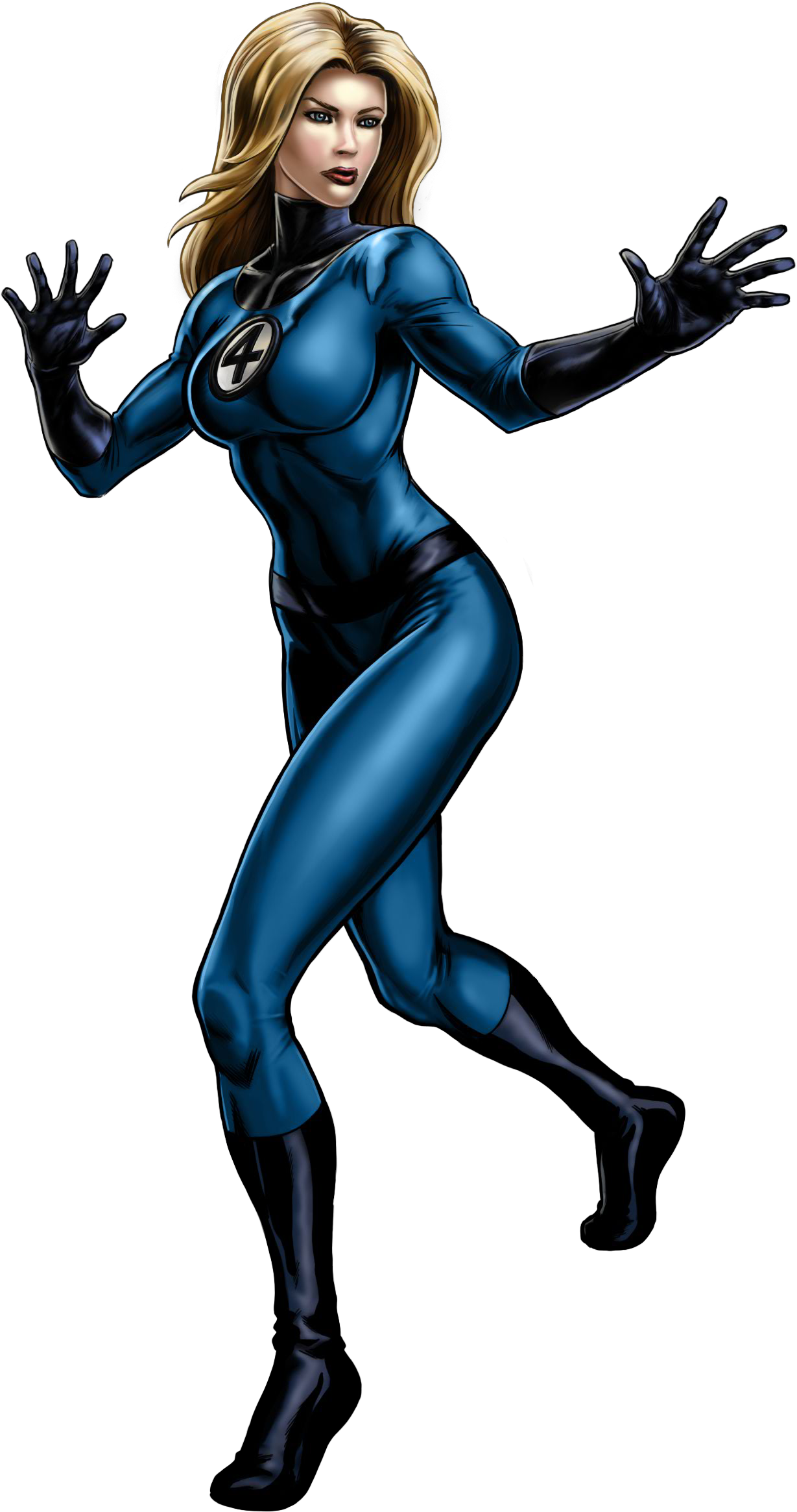 Invisible Woman.png - Invisible Woman PNG