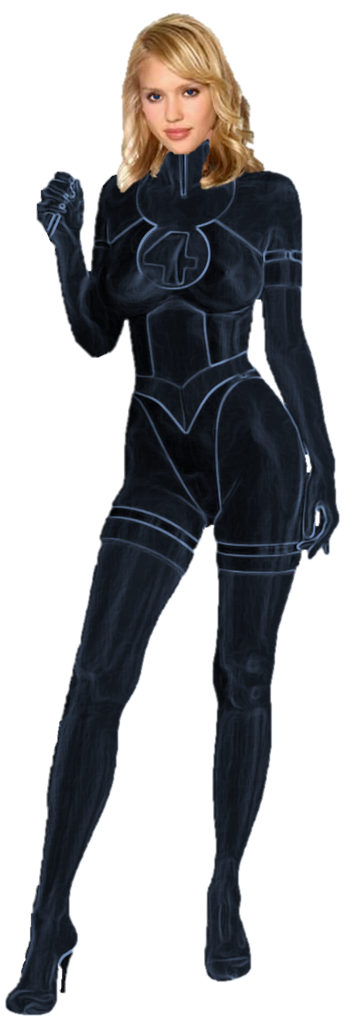 Invisible Woman PNG by gasa979 PlusPng.com  - Invisible Woman PNG