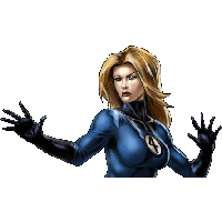 Invisible Woman Png Clipart PNG Image - Invisible Woman PNG