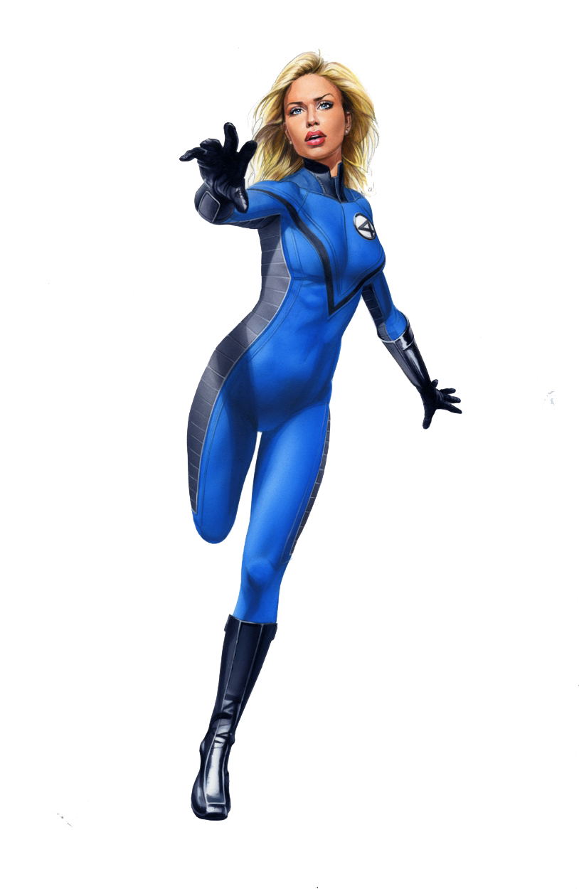 Invisible Woman PNG Image - Invisible Woman PNG