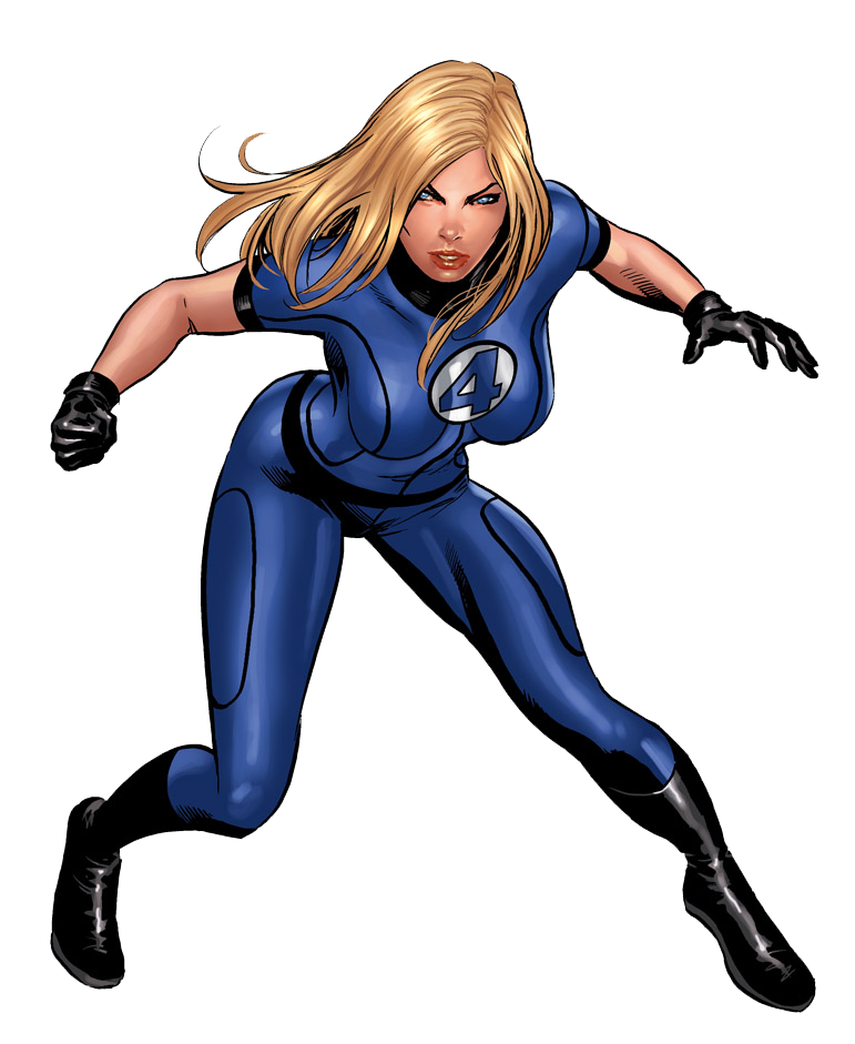 Invisible Woman PNG