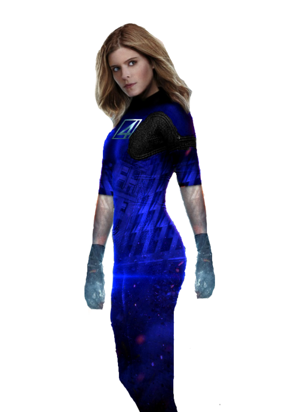 Invisible Woman - Transparent by Asthonx1 Invisible Woman - Transparent by  Asthonx1 - Invisible Woman PNG