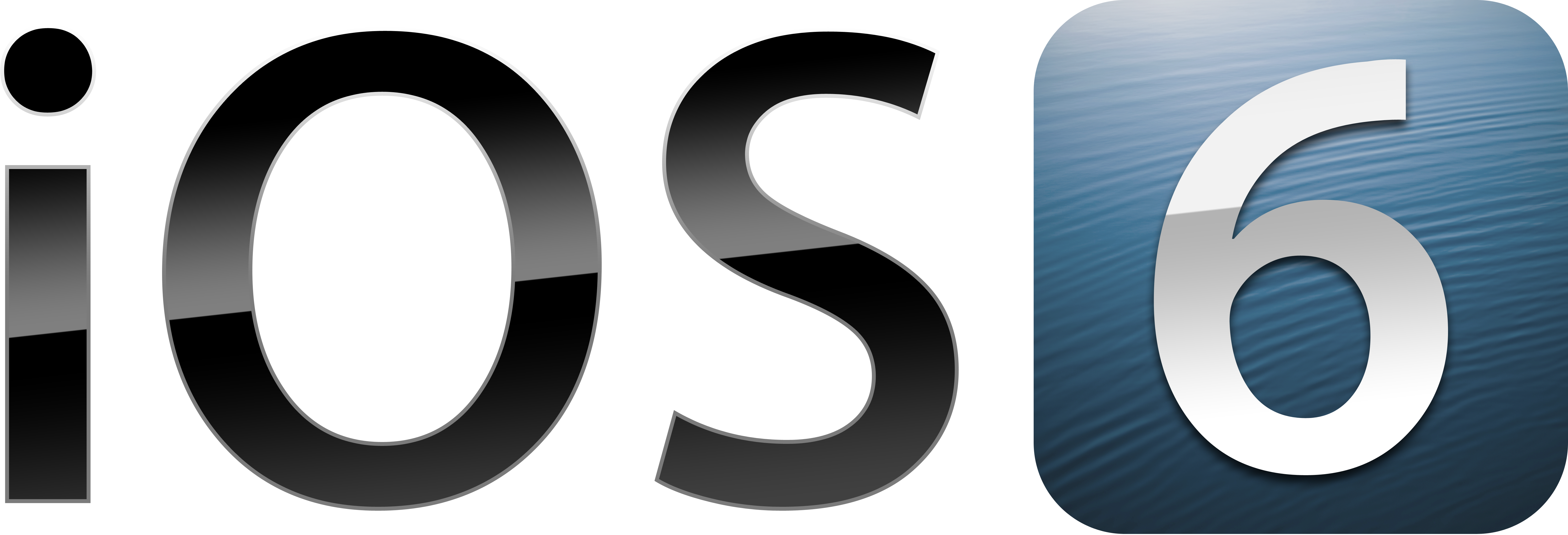 . PlusPng.com TheIntensePlayer IOS 6 Logo PSD   PNG By TheIntensePlayer - Ios Logo Vector PNG