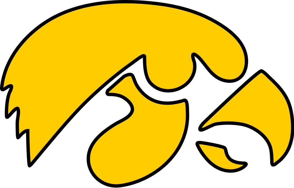 File:Iowa Hawkeyes Logo.svg - Wikipedia, the free encyclopedia - Iowa Hawkeye PNG Free