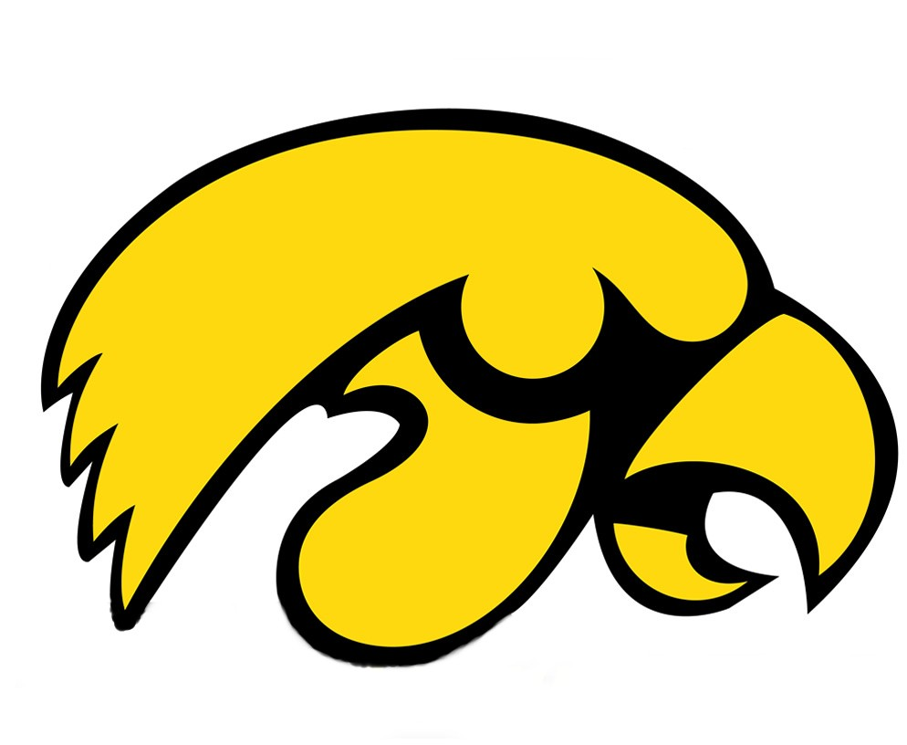 Iowa Hawkeyes preview - Iowa Hawkeye PNG Free