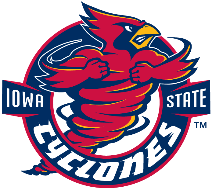 Iowa State Cyclones Alternate Logo Clipart - Iowa State Cyclones PNG