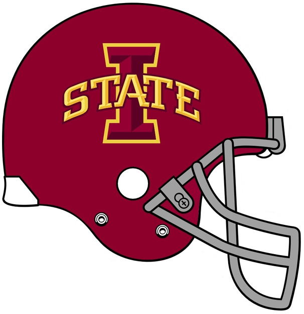 Iowa State Cyclones Helmet Logo on Chris Creameru0027s Sports Logos Page -  SportsLogos. A virtual museum of sports logos, uniforms and historical  items. - Iowa State Cyclones PNG