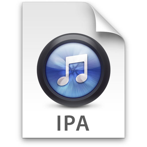 iTunes IPA Blue Icon 512x512 png - Ipa PNG
