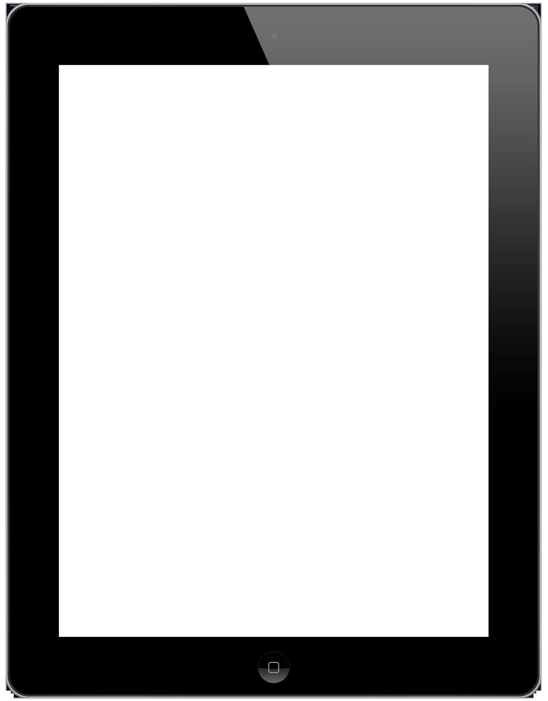 iPad PNG Transparent Image - Ipad PNG