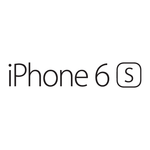 Iphone 6s Logo Vector PNG