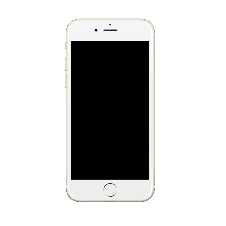 Iphone 6 Mockup PlusPng.com  - Iphone 6s PNG