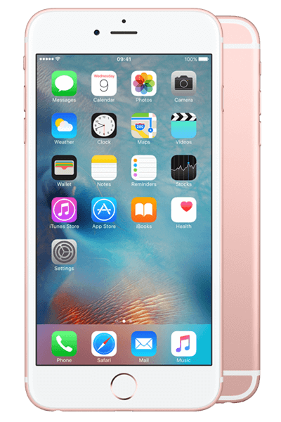IPhone 6s Plus Refurbished 16GB - Rose Gold - Iphone 6s PNG