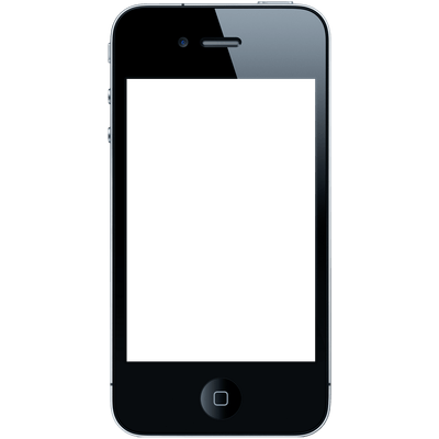 Portrait Iphone - Iphone HD PNG