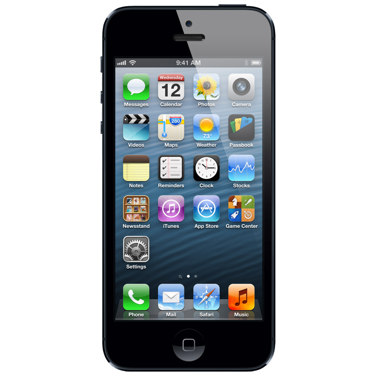 Apple Iphone PNG Image - Iphone PNG