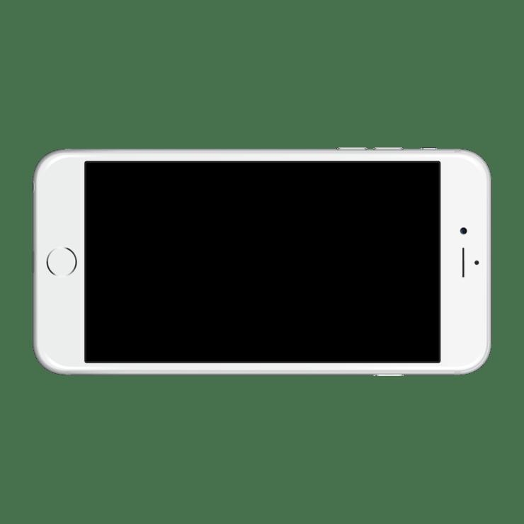 mockup iphone 6 plus iphone 6 plus screenshot PlusPng.com  - Iphone PNG Png
