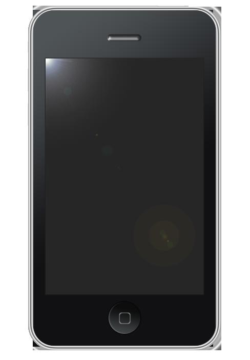Original file PlusPng.com  - Iphone PNG Png