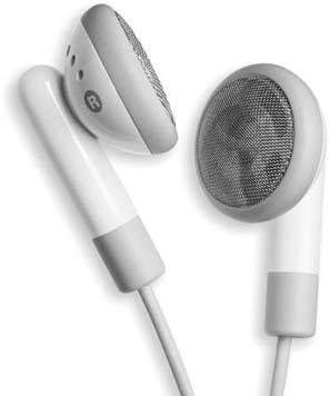 Ipod And Headphones PNG - 52248