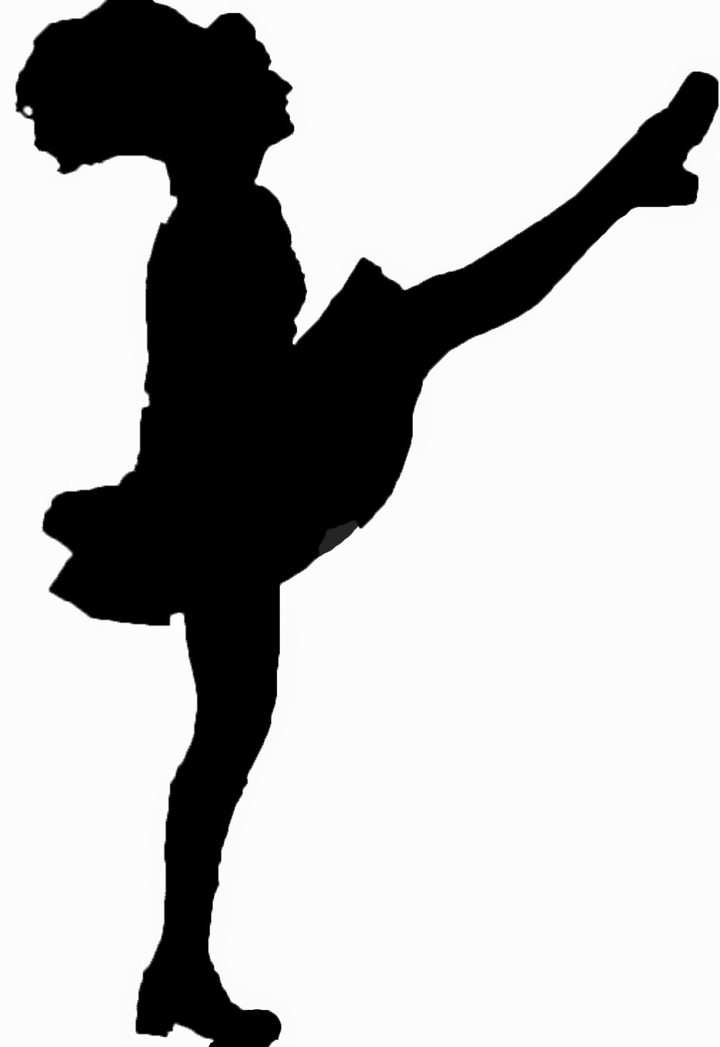 Irish Dance Cliparts #2432323 - Irish Dancer PNG