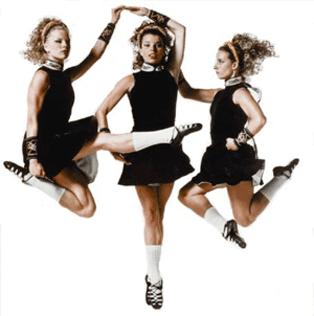 Irish dancing - Clarke goodma