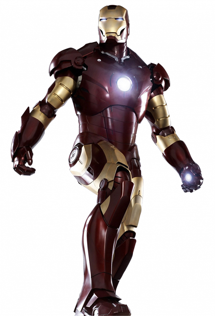 Iron Man Screen Saver - Iron HD PNG