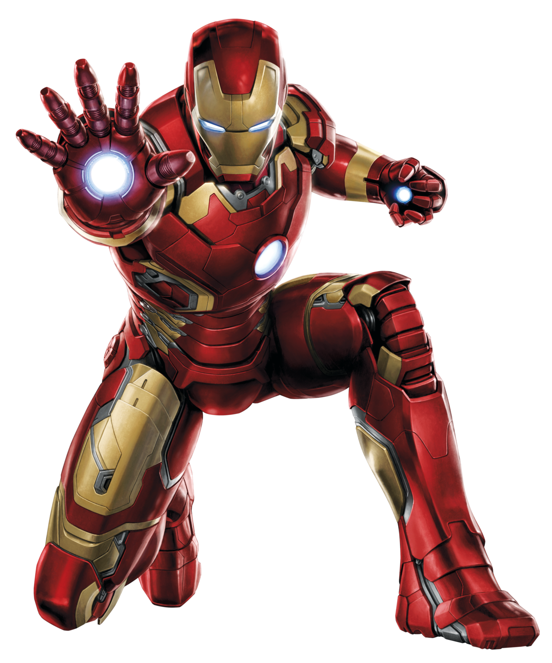 Similar Iron Man PNG Image