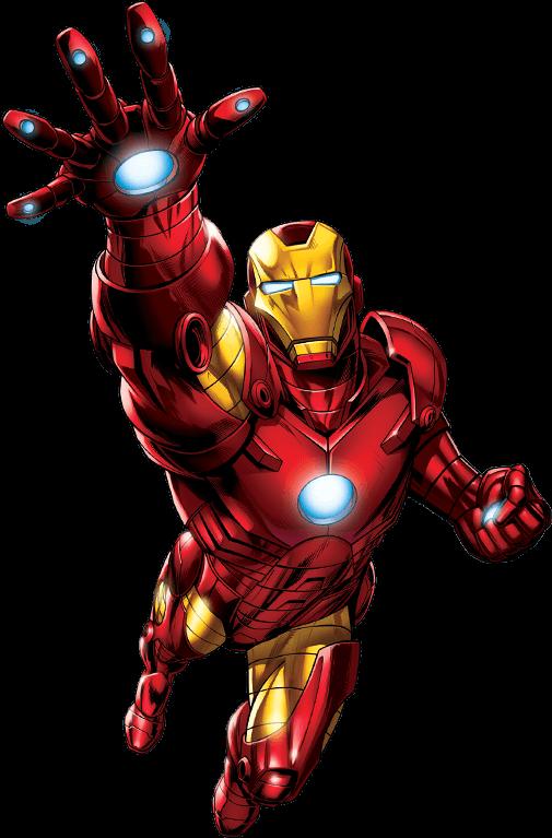 Iron Man PNG HD-PlusPNG.com-505 - Iron Man PNG HD