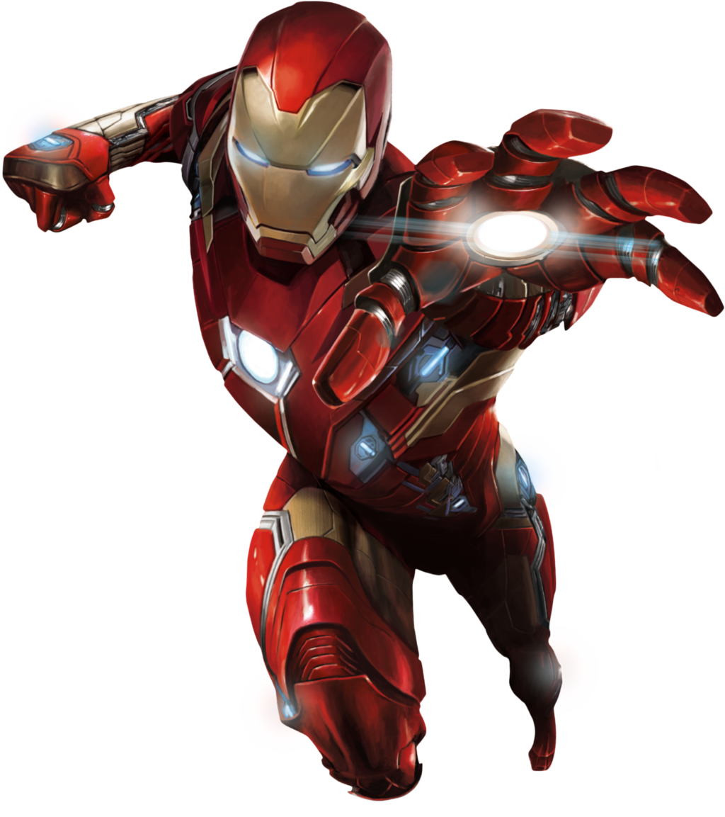 Captain america civil war iron man 01 png by imangelpeabody-d9xd4ff.png - Iron Man PNG HD