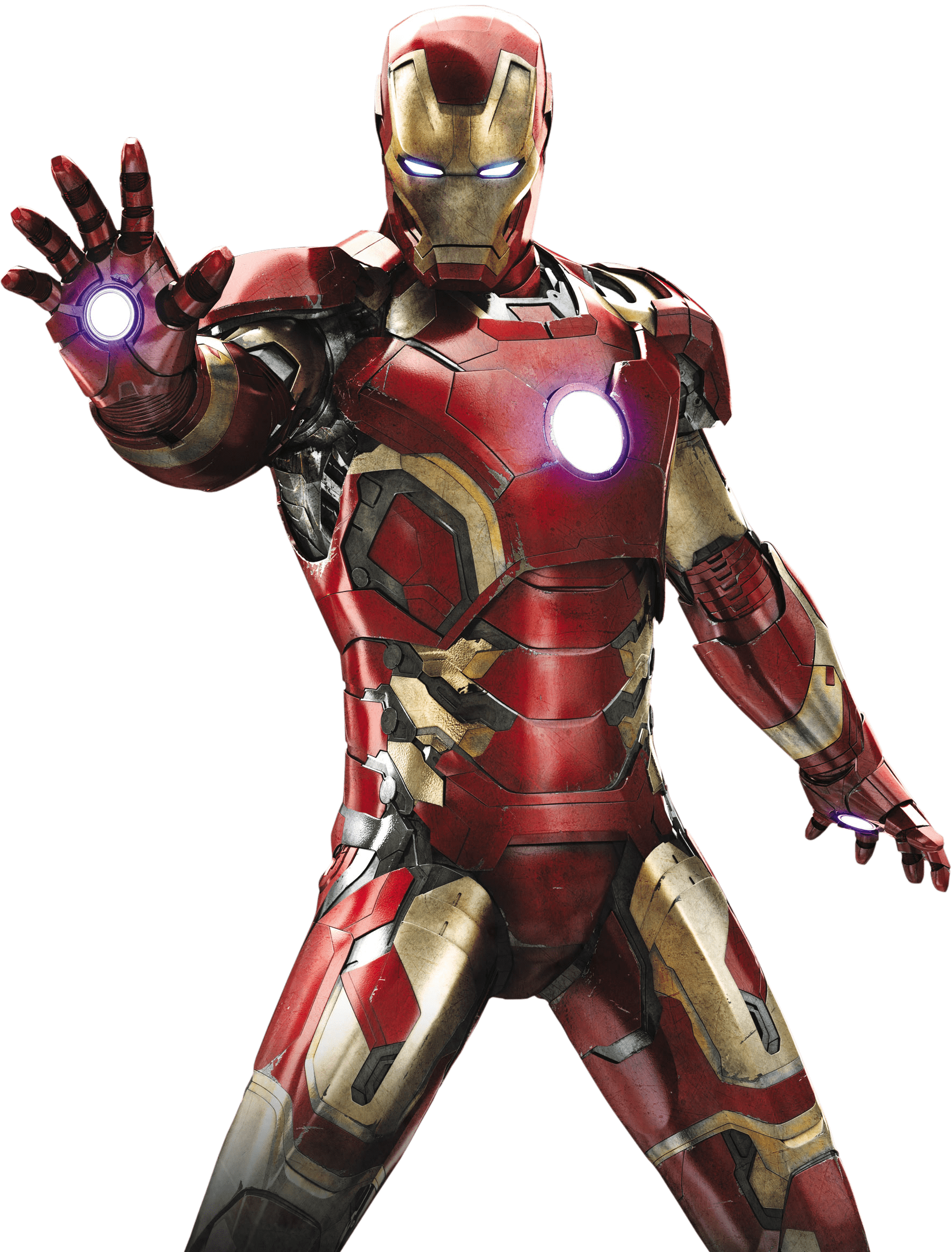 Iron Man Standing - Iron Man PNG HD