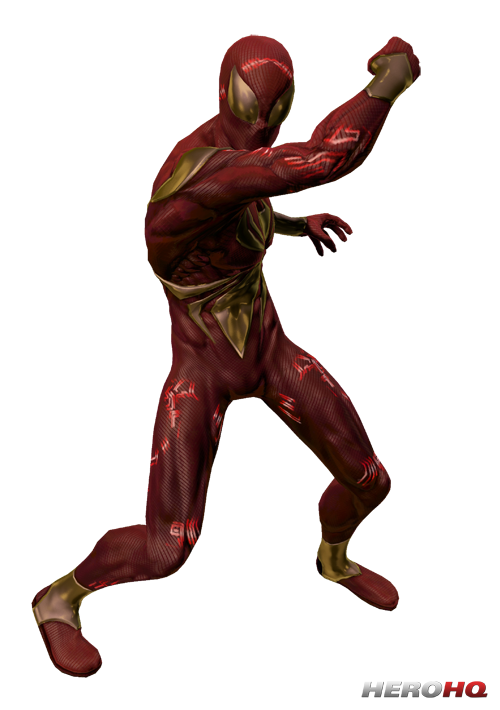 Iron Spiderman PNG - 26901