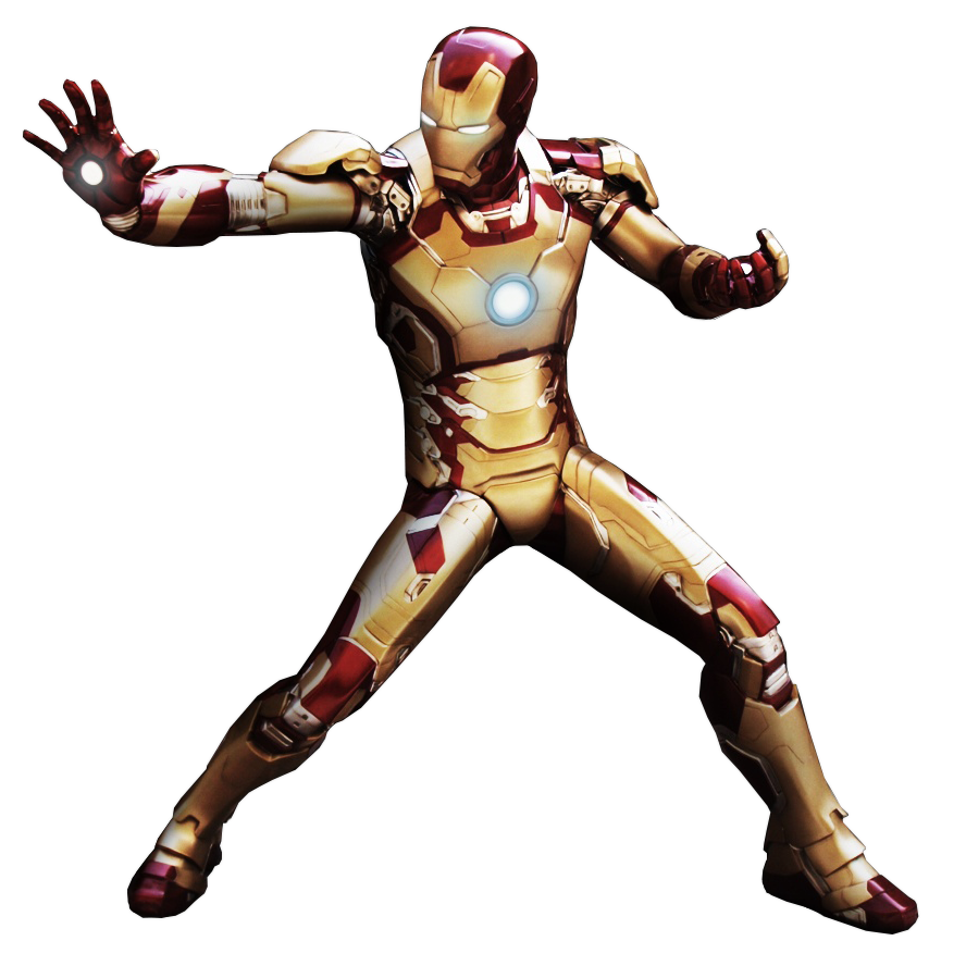 Iron Spiderman PNG - 26898