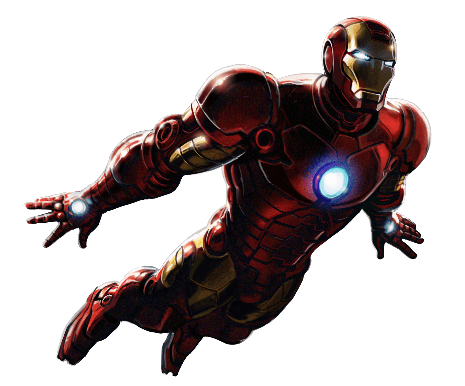 Download - Ironman HD PNG