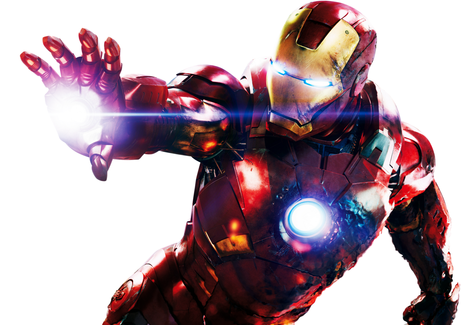 Iron Man Transparent Background - Ironman HD PNG