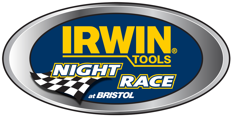 IRWIN Tools Night Race Logo - Low Resolution.JPG - Irwin Tools Logo PNG